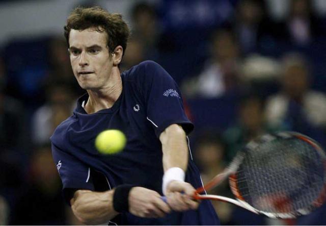 Murray derrota Federer e elimina tetracampeão da Masters Cup Diego Azubel, EFE /