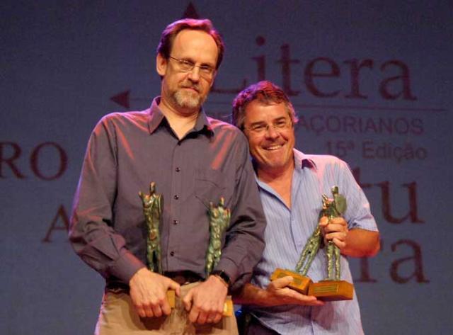 Duas obras dividem prêmio principal do Açorianos de Literatura na Capital Marcos Nagelstein/