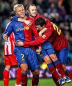 Atacante ex-Barcelona e Chelsea se oferece para jogar pela Chapecoense Albert Olivé, EFE/