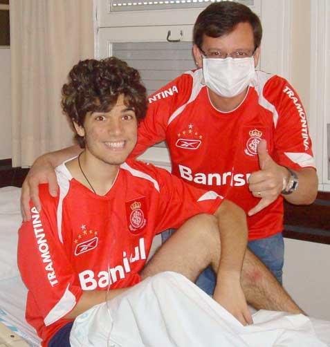 Lula sanciona Lei Pietro para mobilização de doadores de medula óssea Arquivo pessoal/