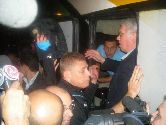 Autuori confirma que recebeu ordem de prisão dentro da delegacia Leandro Behs/