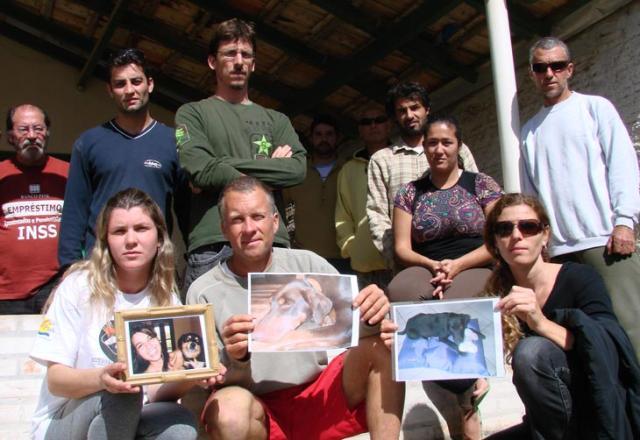 Cachorros podem ter morrido envenenados no Sul de Santa Catarina Marcelo Becker/