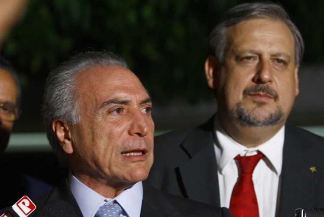 Dilma anuncia duas trocas na equipe ministerial Dida Sampaio, AE /