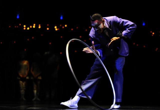Cirque du Soleil começa temporada de Quidam em Porto Alegre nesta sexta-feira Júlio Cordeiro/