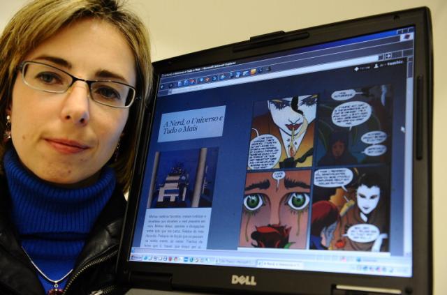 Redes sociais conquistam espaço dos blogs na preferência dos internautas Jefferson Botega/