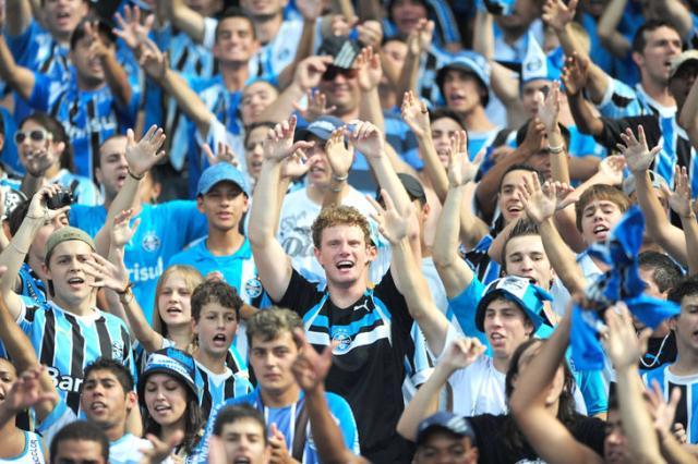 Ingressos para Grêmio x Cruzeiro estão à venda no Olímpico Diego Vara/
