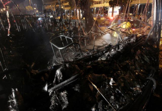 O mapa dos ataques no Rio de Janeiro Robson Fernandjes, Agência Estado/