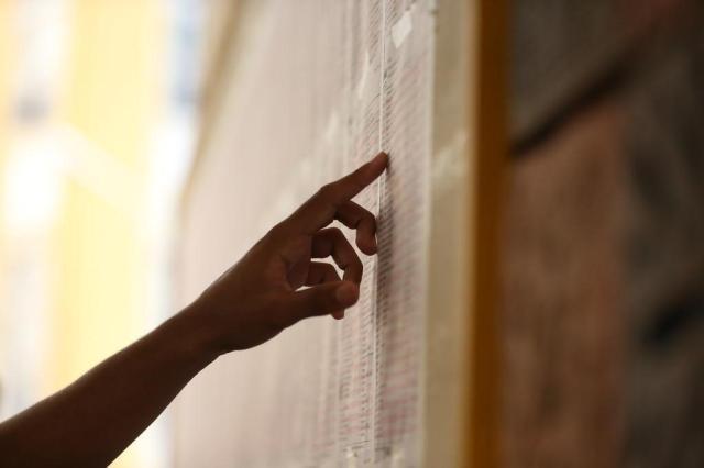 Densidade maior que no ano passado refere-se a 70% do total de vagas; o restante será oferecido para ingresso via Sisu Foto: Ricardo Duarte / Agencia RBS