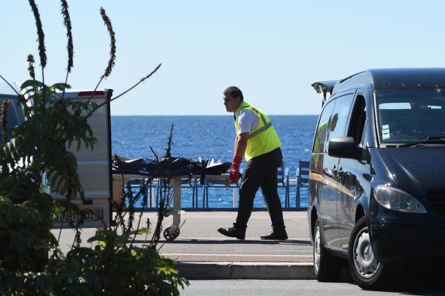 Especialista em inteligência diz que Nice deve servir de lição e critica preparação para as Olimpíadas BORIS HORVAT,AFP/AFP