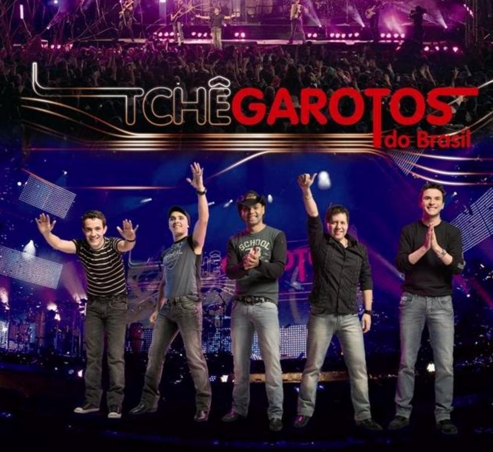 TCHE 2009 BAIXAR GAROTOS NOVO CD