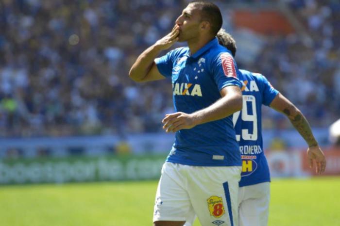 Washington Alves   Divulgação Site Oficial do Cruzeiro c48dcc62f989f