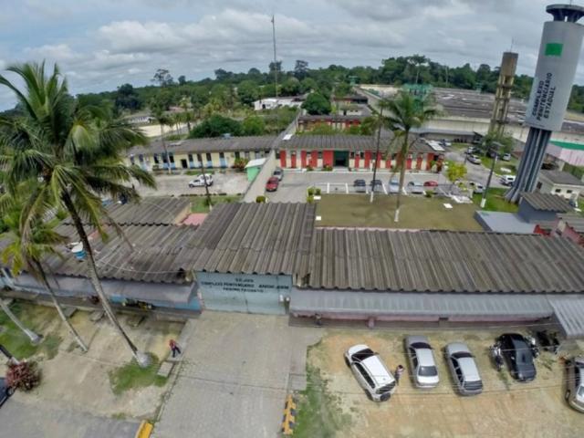 Após 17 horas, rebelião em presídio de Manauschega ao fim com pelo menos 60 mortos Seap / Divulgação/Divulgação