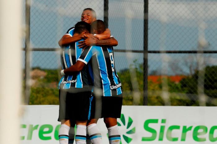 6fd7e2c32cebb Os destaques do Grêmio na segunda rodada da Copa São Paulo