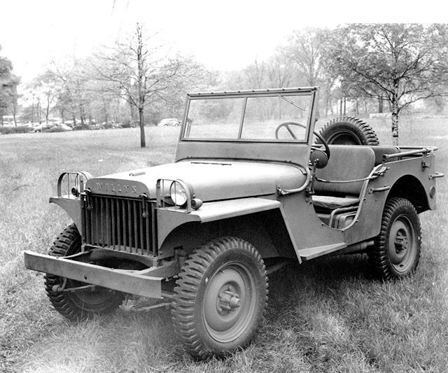 Jeep,o herói de guerra completa 75 anos | GaúchaZH