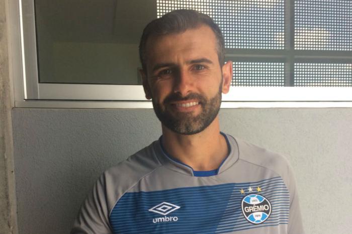 27d7333cb794b Bruno Grassi espera ter mais oportunidades no Grêmio em 2017