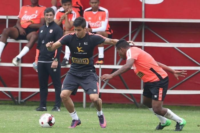 Jogador foi convocado por Ricardo Gareca para a seleção do Peruseleção  peruana 74a5ffbd8c058