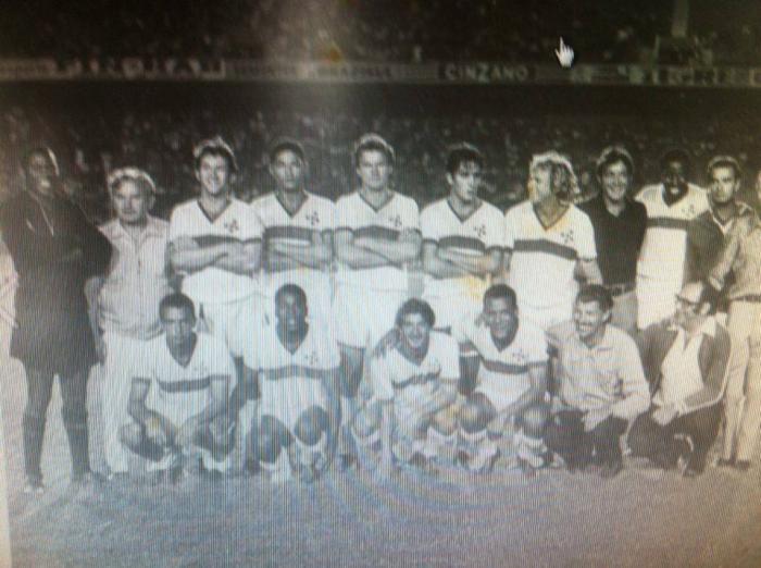 Cruzeiro campeão da Copa do Governador de 1970Cruzeiro-RS   Divulgação e021ac81741e5