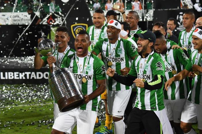 Campeão desmanchado  como está o Atlético Nacional para a disputa da ... 927c71b173238
