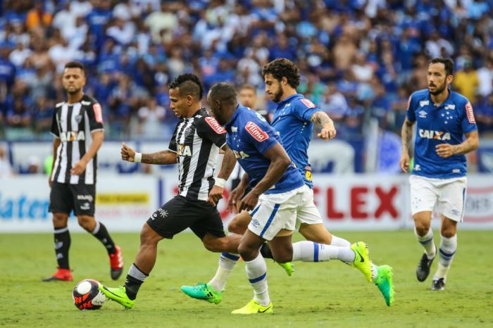 5d394733d9 Atlético-MG e Cruzeiro farão semifinais do Mineiro contra URT e América-MG