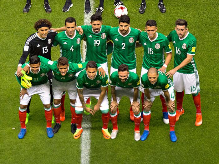 Betcris is the sponsor of the Mexican national team during the CONCACAF Gold Cup