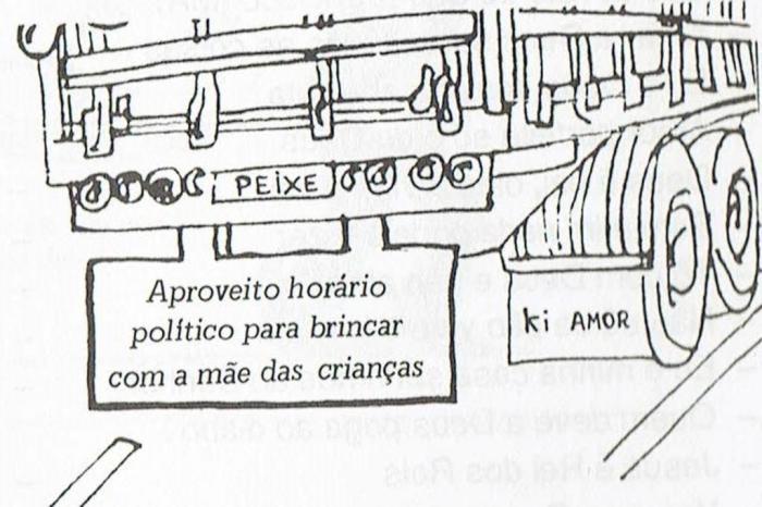 Frase De Para Choques Quando O Humor Rodava Nas Estradas Gaúchazh