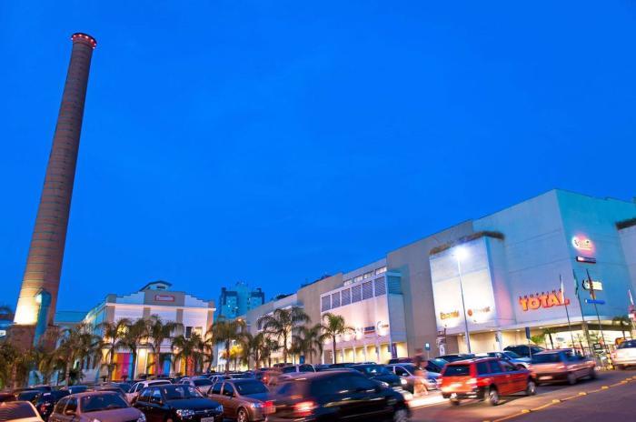 Shopping de Porto Alegre recebe 30 mil pessoas por dia Divulgação Shopping  TOTAL b88cd936c1