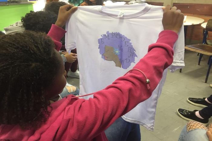 Professora Cria Projeto Para Empoderar Meninas Em Escola Pública